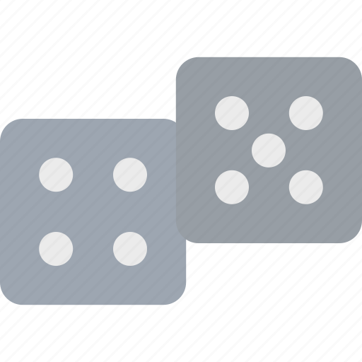 Casino, dice, dice cube, gambling, luck game icon - Download on Iconfinder
