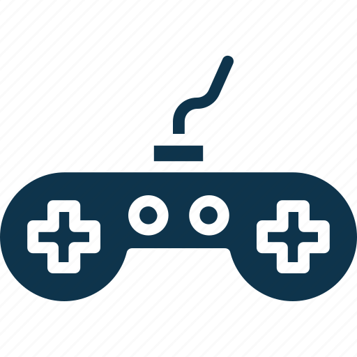 game controller, game pad, game remote, joypad, video games icon