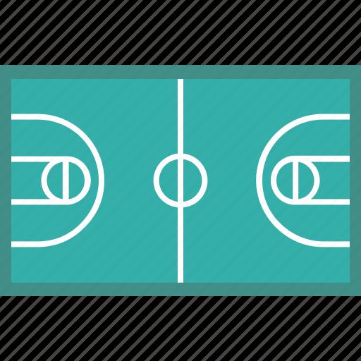 football ground, football pitch, soccer field, soccer ground, stadium icon