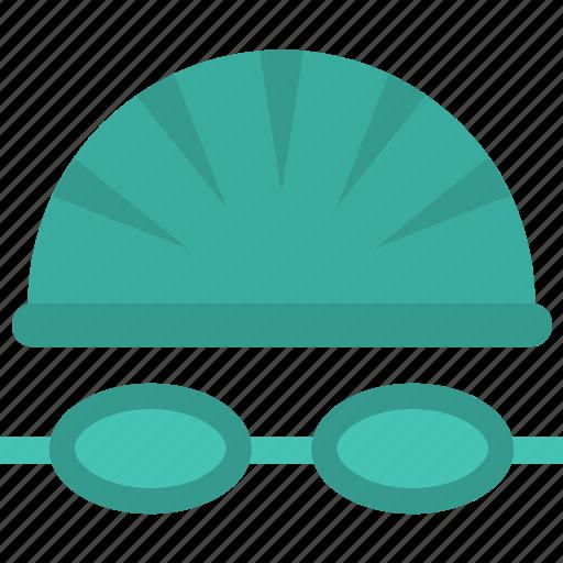 cyclist, glasses, helmet, player, player avatar icon