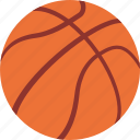 ball, basketball, dribbble ball, game, sports icon