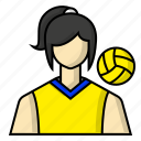 avatar, ball, sports, volley
