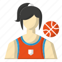 avatar, ball, basket, sports