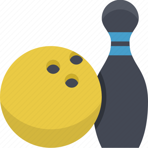 ball, bowling, game, play, sport, sports, tenpin icon