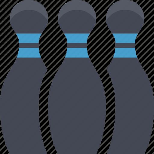 bowling, play, sport, sports, tenpin, training icon