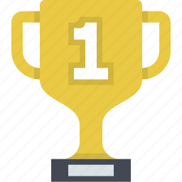 award, best, first place, trophy, win, winner, winning icon