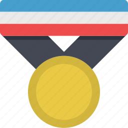 achievement, award, badge, medal, sport, trophy, winner icon