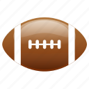 american, american football, ball, football, glossy, sports
