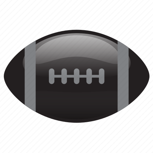 american, american football, ball, football, glossy, sports icon