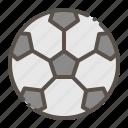 ball, football, kick off, soccer, sport