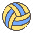 ball, game, sport, volley, volleyball