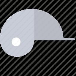 ball, baseball, helmet, sport icon