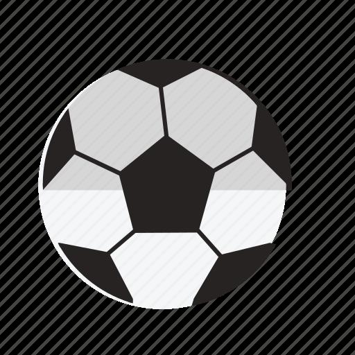 ball, soccer, soccer ball, sport icon