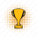 achievement, award, best, championship, comics, cup, prize icon
