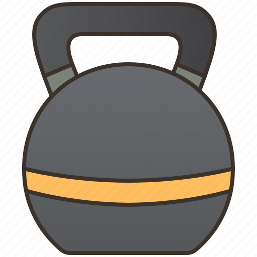 Dumbbell, exercise, fitness, gym, kettlebell icon - Download on Iconfinder
