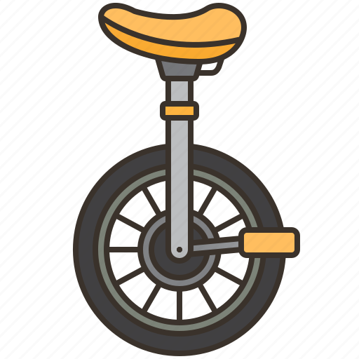 Bike, pedal, ride, unicycling, vehicle icon - Download on Iconfinder