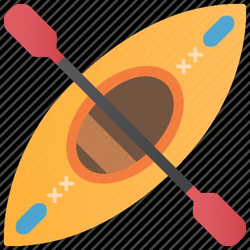 Adventure, boat, canoe, kayak, sport icon - Download on Iconfinder