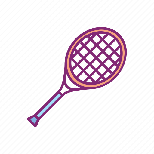 equipment, gear, racket, sport, sports, tennis icon