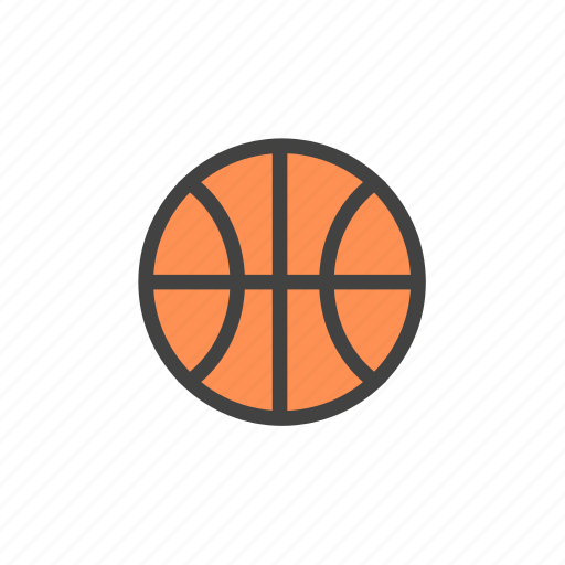 basketball, hoop, nba icon