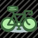 bicycle, bike, bikeway, cycle track, sports icon