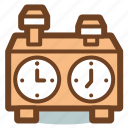 chess, chess stopwatch, clock, sports, stopwatch, time icon