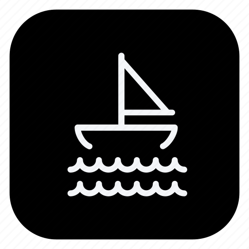 boat, game, gym, healthcare, ship, sport, sports icon