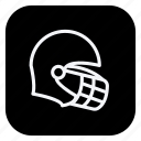 american, game, gym, healthcare, helmet, sport, sports icon