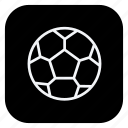 ball, football, game, gym, healthcare, sport, sports icon