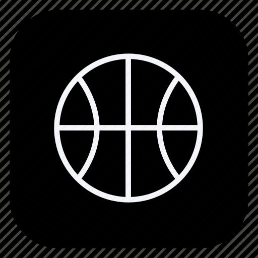 ball, basketball, game, gym, healthcare, sport, sports icon