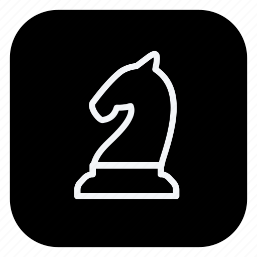 chess, chess knight, game, gym, healthcare, sport, sports icon
