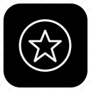badge, game, gym, healthcare, sport, sports, star icon