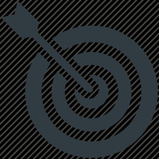 bullseye, dart, dartboard, optimization, target icon