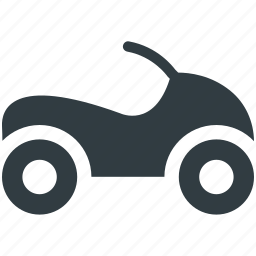bike, motor bike, motorcycle, scooter, speed bike icon