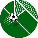 ball, football, goal, soccer, soccer ball, sports, world cup icon