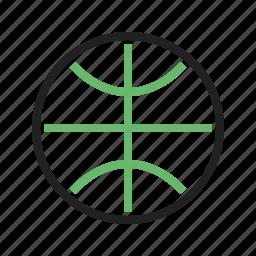 ball, basket ball, basketball, hoop, match, net, sports icon