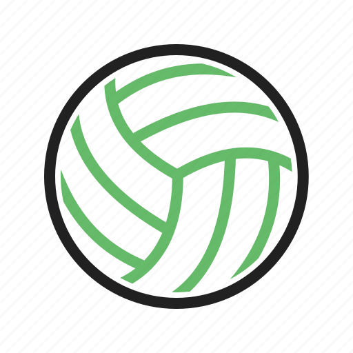 Activity, ball, game, match, play, sports, volley ball icon - Download on Iconfinder