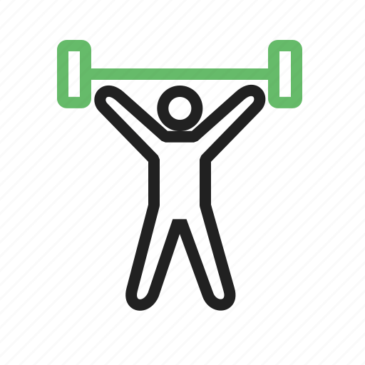 Dumbbells, exercise, gym, heavy, weight, weightlifter, workout icon - Download on Iconfinder