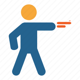 games, gun, gunshooting, olympics, play, shot, sports icon