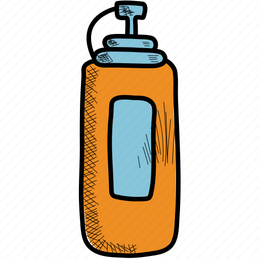 Bottle, fitness, health, lifestyle icon - Download on Iconfinder