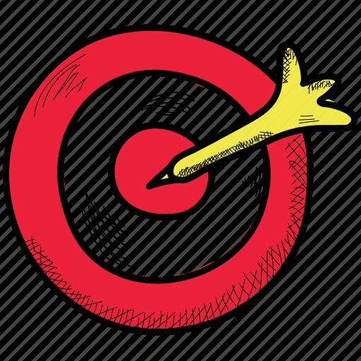 Darts, goals, target icon - Download on Iconfinder