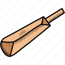 ball, bat, cricket, game icon