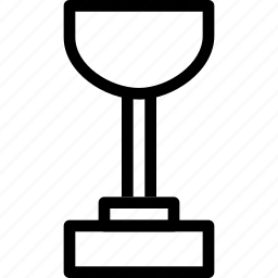 achievement, appreciate, appreciation, award, best, creative, cup, grid, line, prize, reward, shape, sports, star, trophy, winner icon