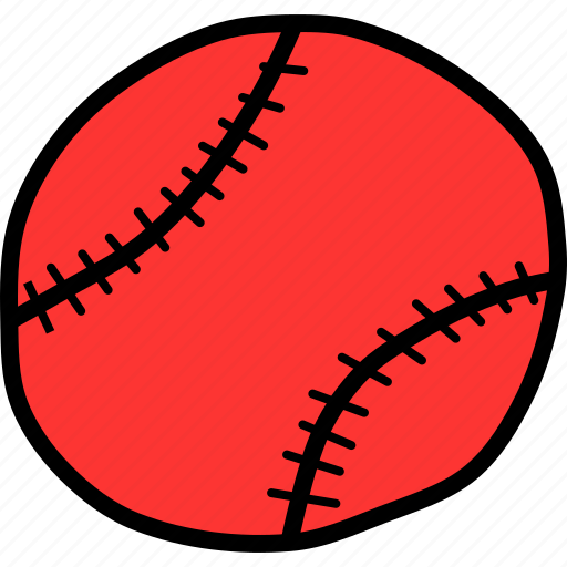 ball, baseball, game, play, sports icon