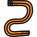 circuit, lap, motor, race, racing, sports, track icon