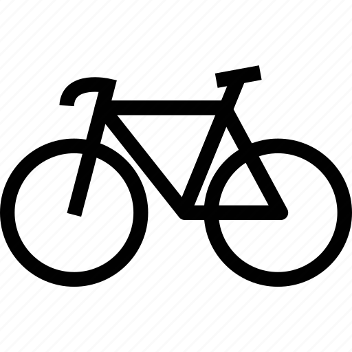 bicycle, cycle, transport, transportation, travel icon