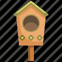 bird, birds, house, nature, ornithology, pet icon