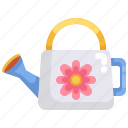 can, equipment, farming, gardening, watering icon