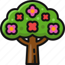flower, tree, plant, wood, nature, forest