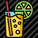 lemonade, glass, juice, drink, beverage, fresh