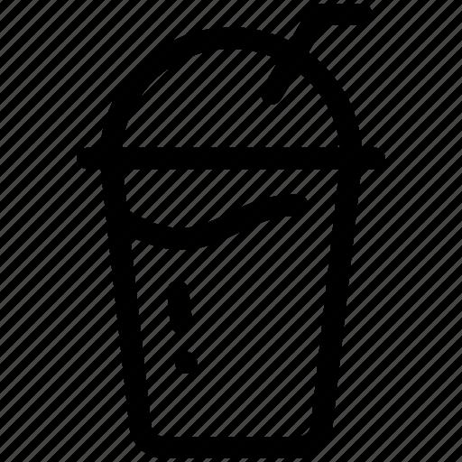 beverage, cold, drink, milkshake, smoothie icon